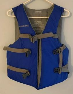 Stearns PFD Type 3 Adult  Boating Vest Life Jacket Universal