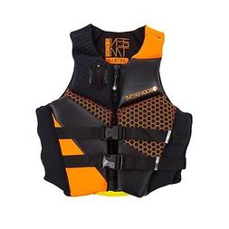 Body Glove Phantom Orange Neoprene Men & Women's Life Jacket
