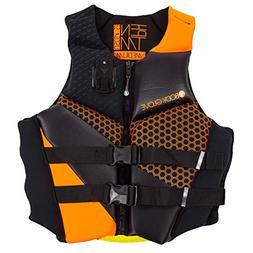 SPORT DIMENSION BODY GLOVE Men's Phantom Vests, Medium, Oran