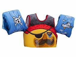 Body Glove Aquatic Pirate Motion Swim Life Jacket