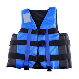 polyester adult life jacket swimming boating ski