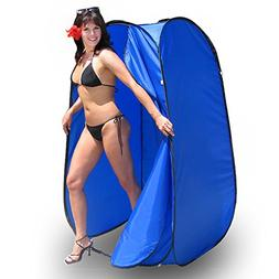Pop-Up Room in a Bag Instant Portable Changing, Shower and B