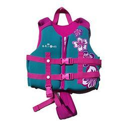 Printed Swim Vest Learn-to-Swim Floatation Jackets for Kids,