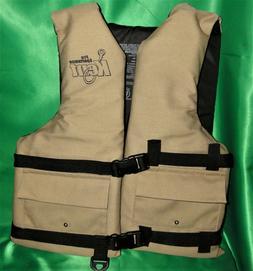 Kent Pro Sportsman Life Jacket Vest Preserver Universal 90 L