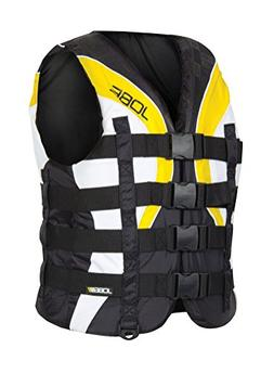 Jobe Progress 4 Buckle Life Jacket Vest, , 3X-Large