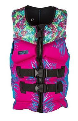 Ronix Prom QueenCapella - 2.0 CGA Life Vest - Pink/Blue -