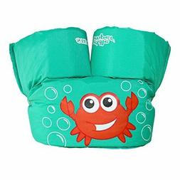 Stearns Puddle Jumper Child Life Jacket, Blue Crab