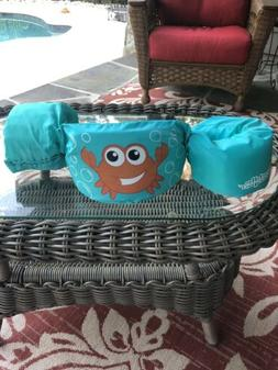 Stearns Puddle Jumper Basic Life Jacket Blue Crab 30-50 Lbs