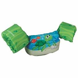 Stearns Kids Puddle Jumper Deluxe 3D Life Jacket, Turtle