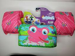 Stearns Kids Puddle Jumper Deluxe 3D Life Jacket, Frog