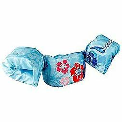 Stearns Puddle Jumper Deluxe Child Life Jacket, Blue Flower