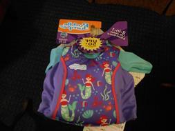 Coleman Puddle Jumper Kids 2 in 1 Life Jacket & Rash Guard V