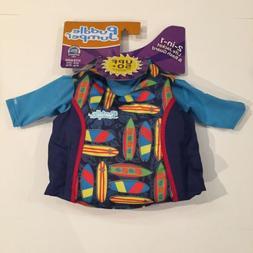 Coleman Puddle Jumper Kids Life Jacket Swimming Vest Sun Blo