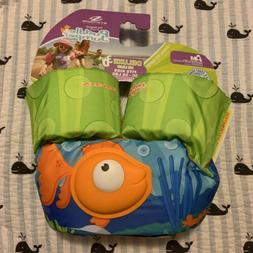 Stearns  Puddle Jumper Life Jacket Deluxe 3D Learn to Swim S