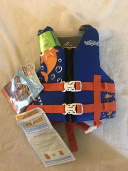 Kids Puddle Jumper stearns Life Jacket US COAST GUARD APPROV