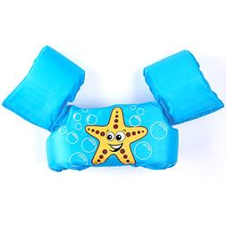Summer Win Puddle Jumper Child Swim Life Jacket Learn to Swi