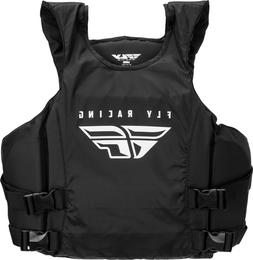 Fly Racing Pull Over Nylon Safety Vest Life Jacket Coast Gua