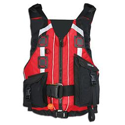 NRS Rapid Rescuer PFD Red One Size