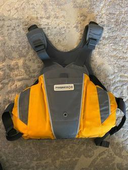 Rare extrasport tricky freestyle / surf kayaking life jacket
