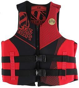 JetPilot Men's Recruit U.S. Coast Guard Approved PFD Vest, M