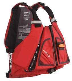Onyx Red & Black MoveVent Torsion Water Safety Kayak & Paddl