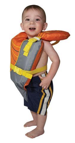 """Full Throttle Infant """"Baby Safe"""" Vest"""