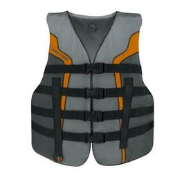 Sea-Doo Ladies' Motion Nylon Life Jacket Vest Grey X-Small