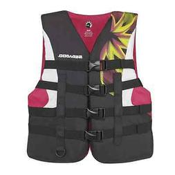 Sea Doo Motion Women's Life Jacket Boat PWC Jet Ski Swimming