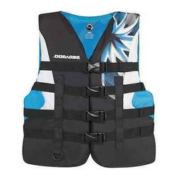 Sea Doo Motion Womens Life Jacket Boat PWC Jet Ski Swimming