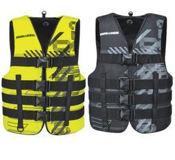 Sea Doo Navigator Life Jacket Boat PWC Jet Ski Swimming Swim