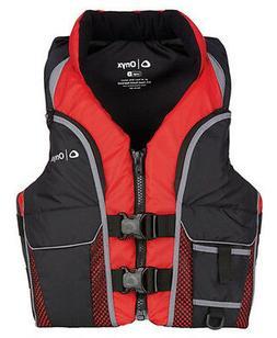 Onyx Adult Select Large Life Jacket Fishing Vest Type III US