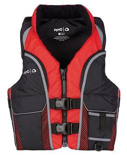 Onyx Adult Select 3XL Life Jacket Fishing Vest Type III USCG