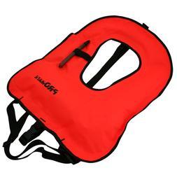 snorkel vest water sports snorkeling life jacket