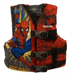 Spiderman Spider-Sense Child Life Jacket Ski Vest from Stear
