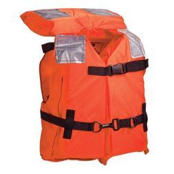 1 - Kent Type I Vest Style Life Jacket - Child