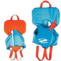 Coleman Stearns Infant's Hydroprene Life Jacket in Blue/Oran