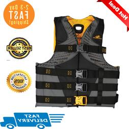 Stearns Infinity Series Antimicrobial Life Jacket S/M-L/XL-2