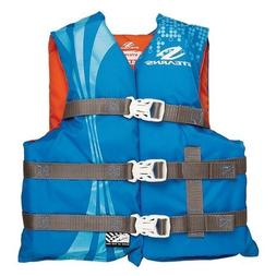 Coleman Stearns Pfd 3007 Youth Nyl Opp Blu C006 3000002199
