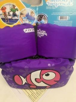 Stearns Puddle Jumper Youth Life Jacket 30 - 50 lbs Purple w
