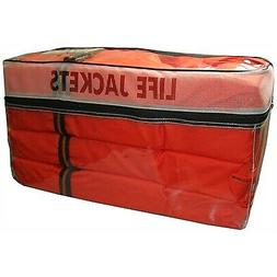 Flowt Storage Bag with 4 Adult Type II Life Jackets