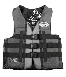JetPilot Men's Strike U.S Coast Guard Approved PFD Vest, 3X-