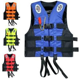 Summer Water Sport Adult Swimming Life Jacket Vest Fully Enc