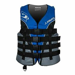 O'Neill   Men's Superlite USCG Life Vest,Pacific/Smoke/Black