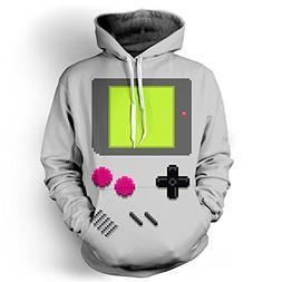 Kateirmaso Men/Women Sweatshirt 3D Print Hooded Men Hoodies