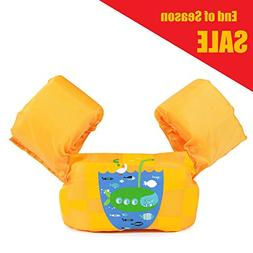 Siran Baby Swim Float Toddler Life Jacket Kids Swim Life Ves