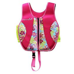 Swim Vest Learn-to-Swim Floatation Jackets Child Water Buddi