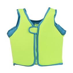 WDDH Kids Swimming Aid Life Jacket Swimming Floatation Vest