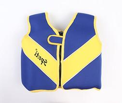 Titop Infant Baby Swimming Life Jacket Under 20 Lbs Children