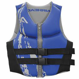 SWOOSH Kwik-Dry Neolite Flex Life Vest, XL, Blue