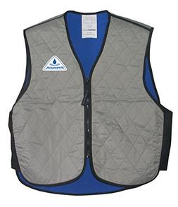 Techniche HyperKewl Cooling Sport Vest Adult Medium Silver